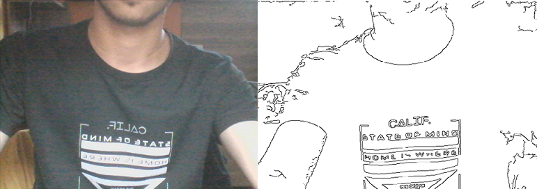 Developing a Live Sketching app using OpenCV and Python